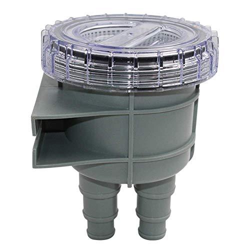 Ganquer Afvoer Pomp Zeewater Filter Pijpsysteem Boat Intake Multi-interface Duurzame Zee Water Filter