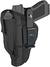 Belt Side Holster fits Smith & Wesson - S&W 4043 with 4