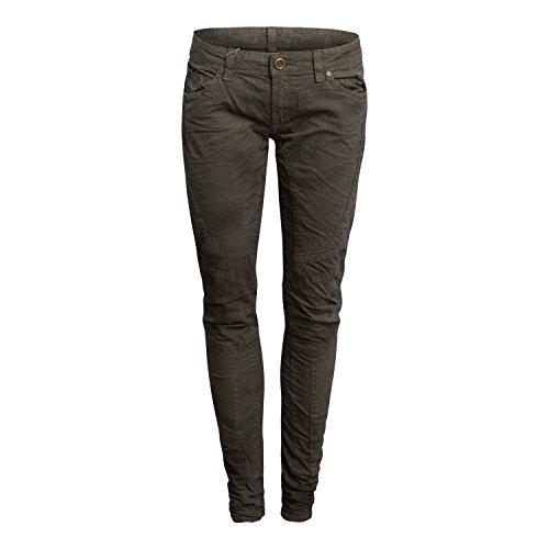Imperial Damen Hose Trousers Farbe Braun Größe 29 Modern geschnitten Made in Italy