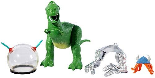 Toy Story - Muñeco Dinosaurio Rex 25 Aniversario (Mattel GJH50)