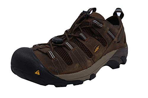 KEEN Utility Men's Atlanta Cool Low Soft Toe ESD Slip...