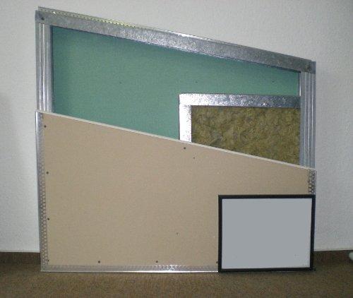 Gipskartonbauplatte (nicht für Feuchtraum) 12,5 mm