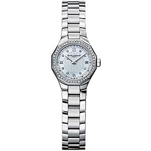 Baume & Mercier Women's 8522 Riviera Mini Diamond Watch image