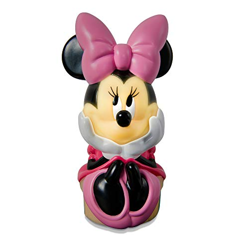 Minnie Mouse- Disney Veilleuse et Lampe Torche GoGlow Buddy, 279MOE, Pink