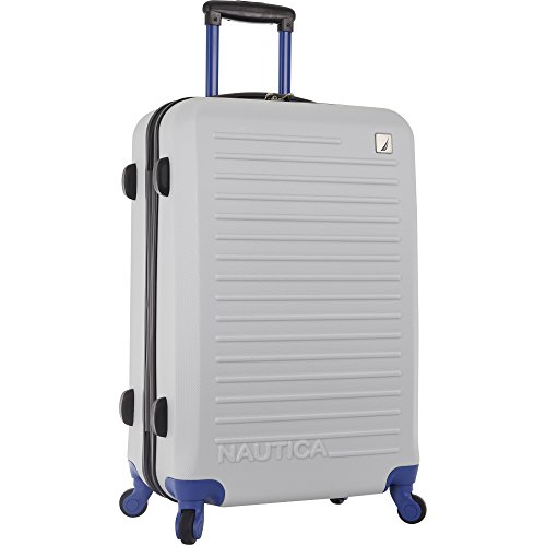 Nautica Luggage, GREY/BLUE