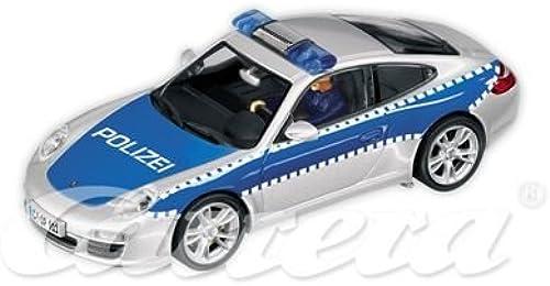 Carrera  30467 - Digital 132 - Porsche 911 Polizei mit Blinklichtfunktion