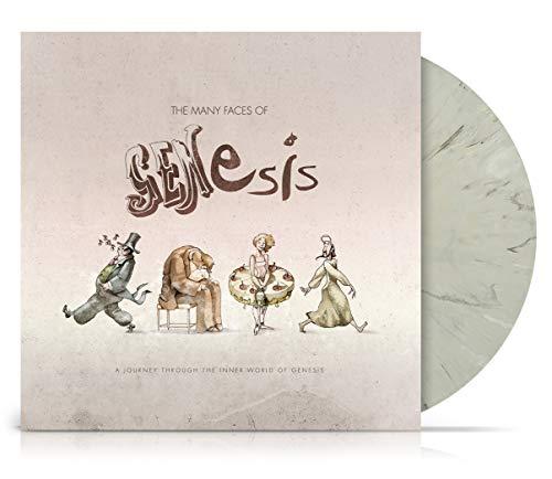 Many Faces of Genesis [Vinyl LP]