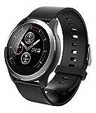 Smart Watch contapassi, cardiofrequenzimetro, contacalorie, monitoraggio del sonno, pressi...