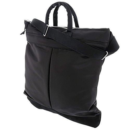 (ポーター) PORTER 2wayヘルメットバッグ トートバッグ [FADE/フェード] 1.ブラック