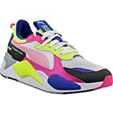 PUMA Womens RS-X Toys Pink Lace Up Sneakers Shoes 9