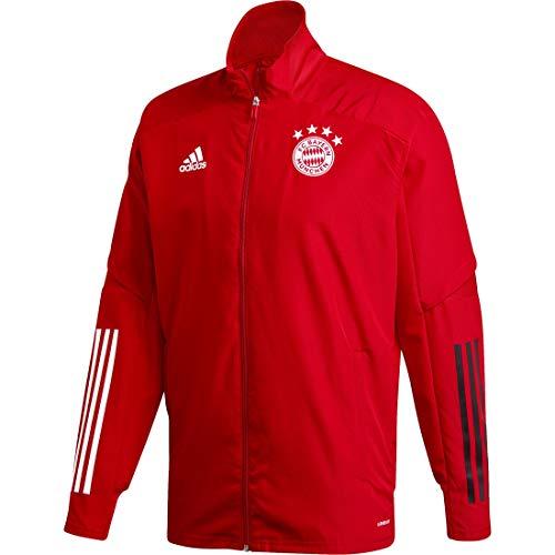 adidas Herren PRE JKT Sport Jacket, FCB True red/Black, L