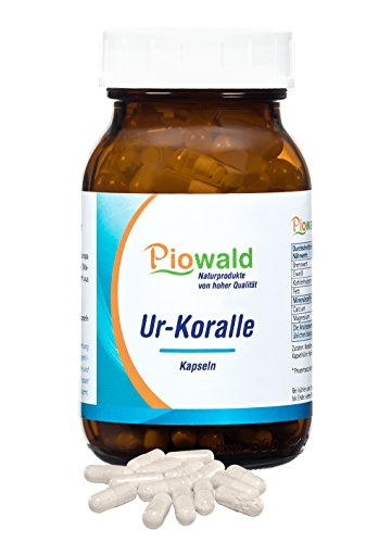 Piowald Ur-Koralle - 220 Kapseln