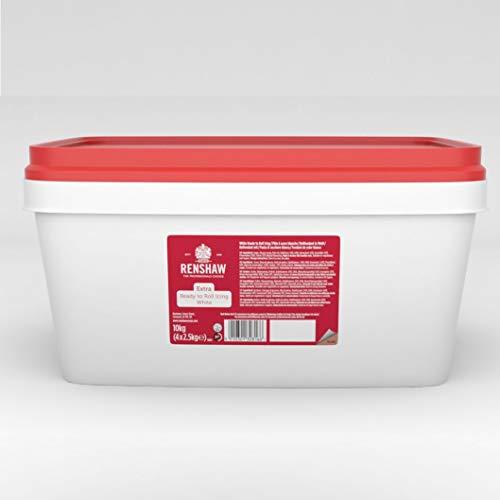 Pâte à Sucre EXTRA - 10kg - Renshaw
