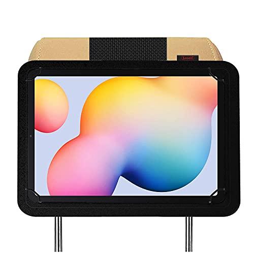 Soporte Tablet Coche reposacabezas Compatible con Samsung Galaxy Tab S6 Lite 10.4' 2020 P610 P615 Nylon irrompible Soporte mas Seguro del Mercado