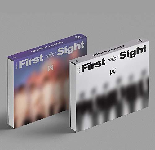 Kakao M Wei - Identity : First Sight (1st Mini Album) Album+Folded Poster (We Ver.)