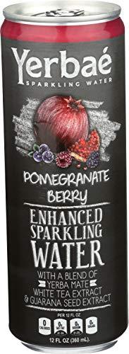 Yerbae Water Enhanced Spark Pomegranate, 12 fl oz