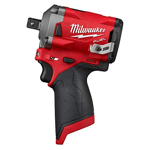 MILWAUKEE M12 FUEL Stubby 1/2 in.