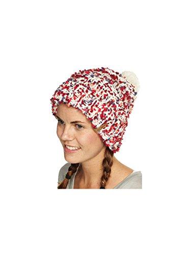 BILLABONG Mütze Cozy - Gorro de esquí para Mujer, Color Blanco