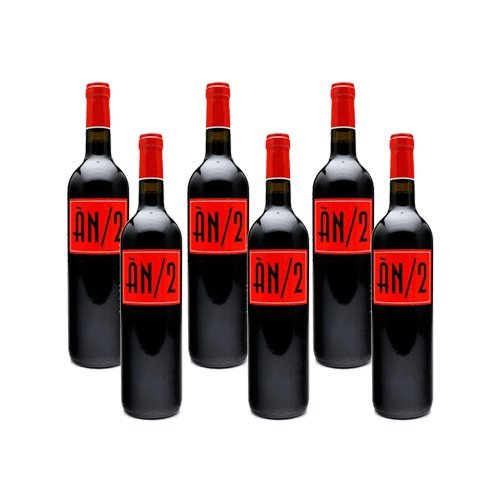 Anima Negra AN/2 - Rotwein - 6 Flaschen