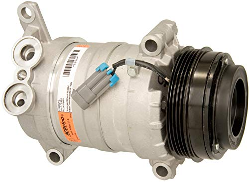 ACDelco Gold 15-22144A Air Conditioning Compressor