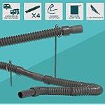 Colapz Caravan Accessories - Flexi Waste Collapsible Flexible and Extendable Caravan Waste Pipe System 13
