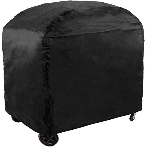 PrimeMatik - Copertura per Barbecue 170 x 61 x 117 cm Rettangolare. Protettivo per BBQ da Tessuto Impermeabile
