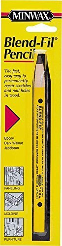 Minwax 11004 Blend-Fil No.4 Pencil For Pickled Oak by Minwax