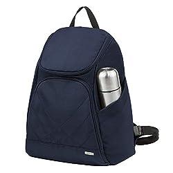 cheap Travelon Classic anti-theft midnight backpack
