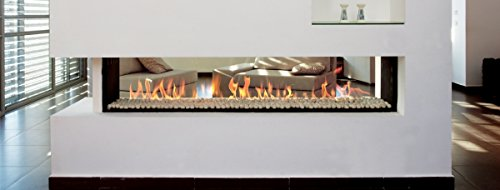 Best Buy! British Fire Camini Camino a Gas Linea Tunnel 150 GLIN150TXTX