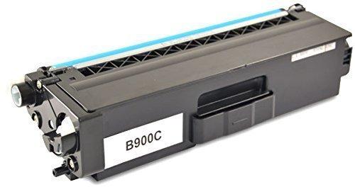 Bubprint Toner kompatibel für Brother TN-900C TN900C TN 900 C für HL-L9200CDWT HL-L9300CDWTT MFC-L9500 Series MFC-L9550CDW MFC-L9550CDWT Cyan