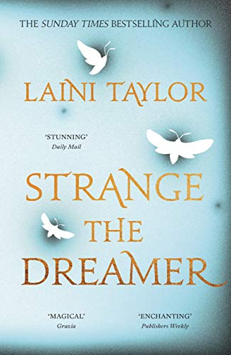 Strange the Dreamer: The magical international bestseller (Strange the Dreamer 1) (English Edition)