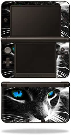 MightySkins Skin Compatible with Nintendo 3DS Cat Super special price - Manufacturer regenerated product XL Protect