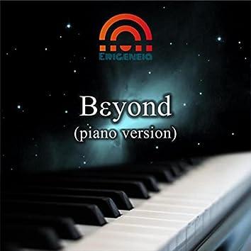 Beyond (Piano Version)