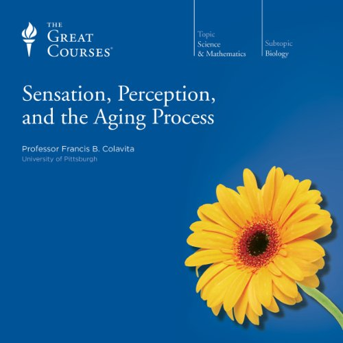 Sensation, Perception, and the Aging Process audiobook cover art