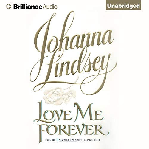 Love Me Forever audiobook cover art