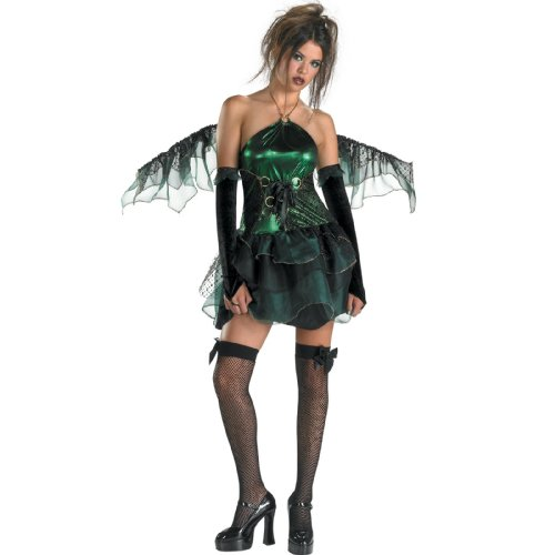 Cesar UK 2313-T - Donne Costume da Strega (Adulto) (Formato 10-12)