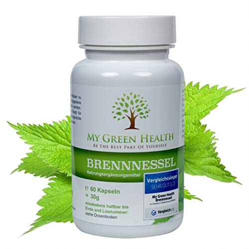 MY GREEN HEALTH BE THE BEST PART OF YOURSELF -  Brennnessel-Extrakt