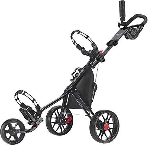 Best 3 wheel golf push carts review 2021 - Top Pick