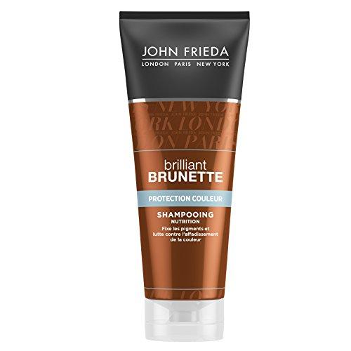 JOHN FRIEDA Brilliant Brunette Shampooing Nutrition...