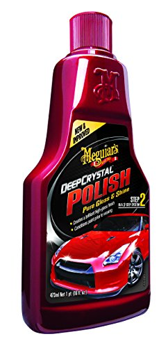 Meguiars Deep Crystal Step 2 Polish Autopolitur Ultimate 473Ml