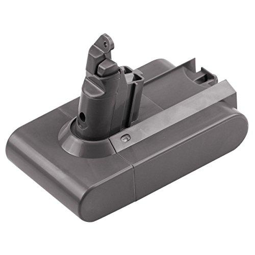 Topbatt 21,6V 3000mAh Repuesto para Dyson Batería V6 DC62 DC58 DC59 DC61 DC620 DC72 DC74 SV03 SV04 SV05 595 650 770 880 Aspiradora inalámbrica