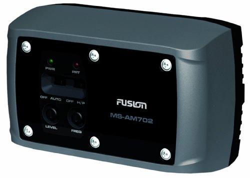 Fusion True Marine IP65 Full Range D-Klasse 2-kanaals versterker - zwart/zilver