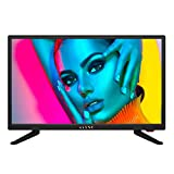 Kiano Slim TV 22' Pulgada [55 cm, Full HD] (Triple Tuner, DVB-T2, Ci, Ci+) Multimedia a través del Puerto USB, Televisor 22 Pulgada (PVR, Dolby Audio, HDMI, LED, Direct LED, FHD)