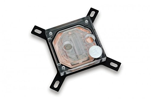 EK Water Blocks Supremacy EVO - Sistema de refrigeración líquida para procesador (Intel/AMD)