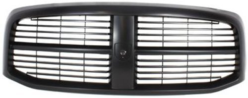 Crash Parts Plus Black Grille Assembly for Dodge Ram 1500, Ram 2500, Ram 3500 CH1200280