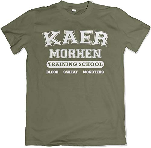 Kaer Morhen Training T-shirt