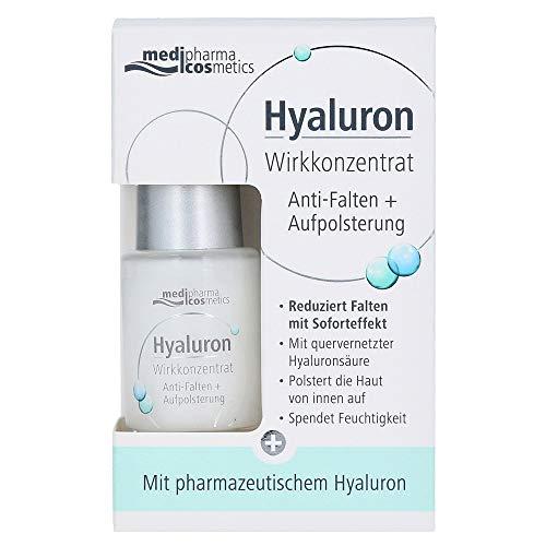 Hyaluron Wirkkonzentrat Anti-Falten+Aufpolsterung, 13 ml
