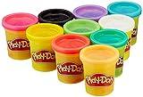 Play-Doh- Pack 10 Botes (Hasbro 29413F02)