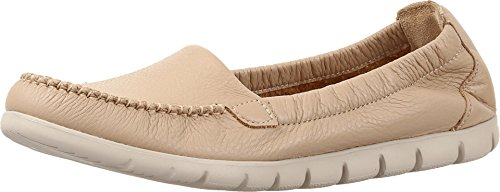 SAS Women's Sunny Loafer Latte Leather 9 W