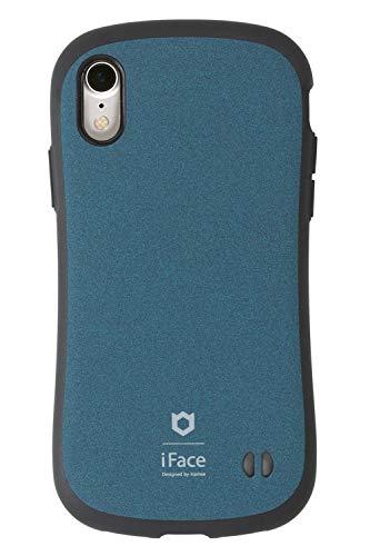 iFace First Class Sense iPhone XR ケース 耐衝撃 米軍MIL規格準拠 [ブルー]